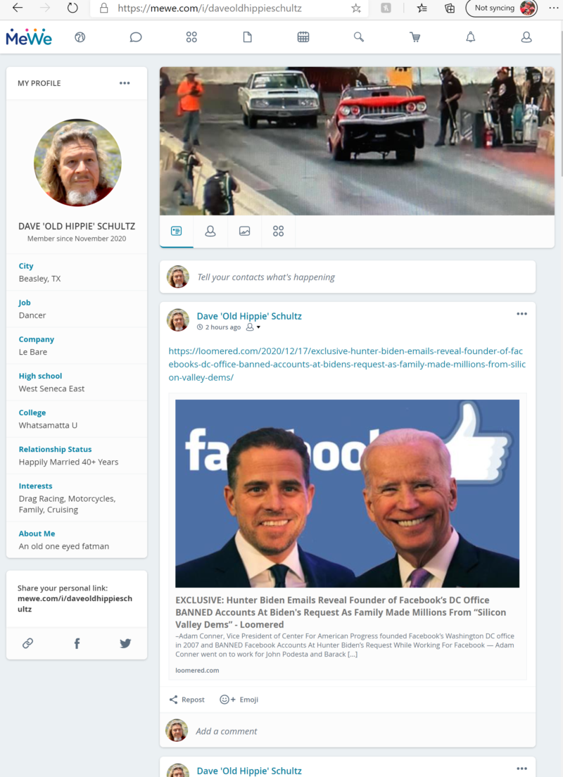 Silicone Valley and CNN on Mission to Shut Down Parler, Mewe and Fox News