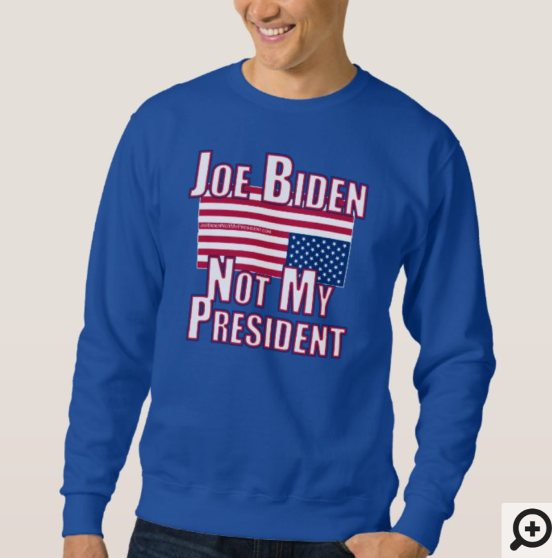 Joe Biden Not My President